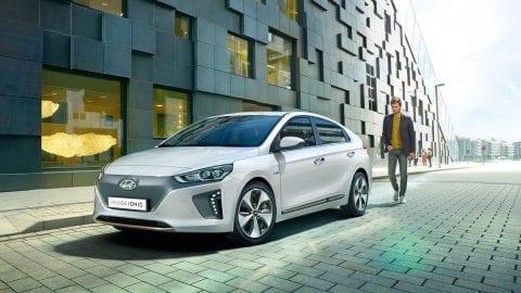 Afbeelding voor Hyundai IONIQ Electric bestverkochte EV