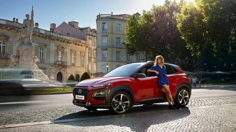 Afbeelding voor De gloednieuwe Hyundai Kona