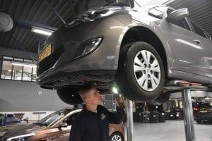 Garantie bij Autogroep Twente.
