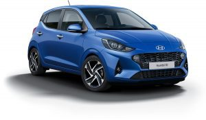 Hyundai i10 Champion Blue