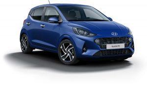 Hyundai i10 Intense Blue