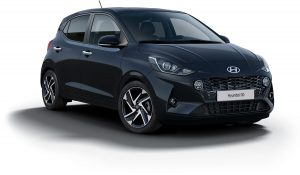 Hyundai i10 Phantom Black