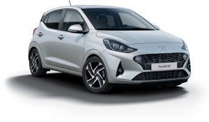 Hyundai i10 Sleek Silver