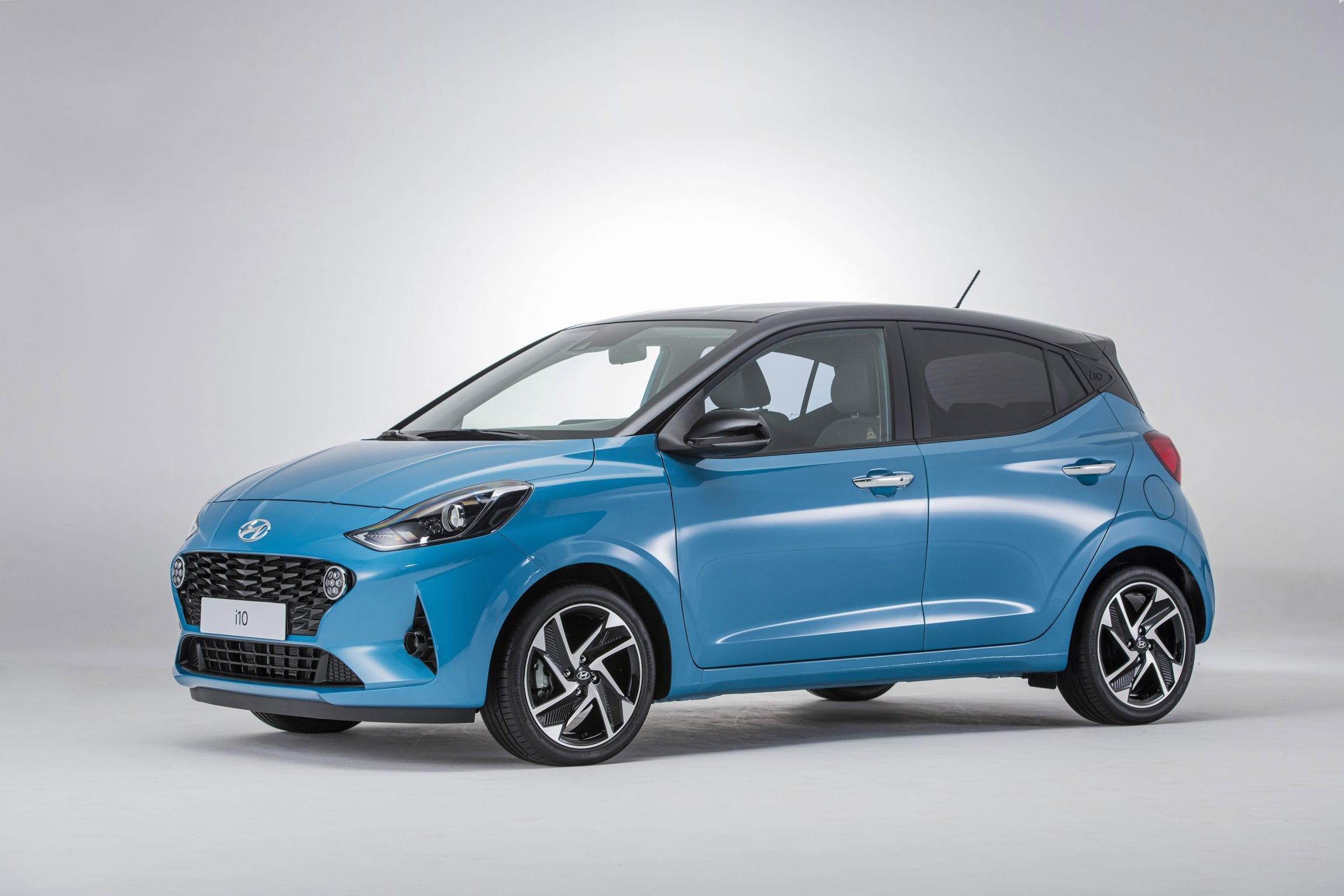 nieuwe Hyundai i10
