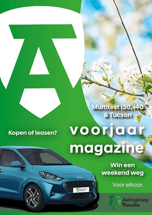 Autogroep Twente Magazine voorjaar 2020