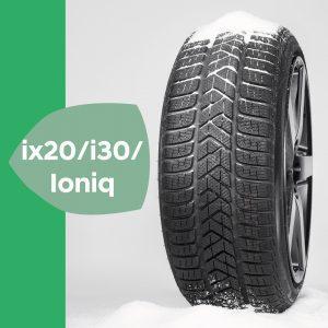 winterbanden Hyundai ix20