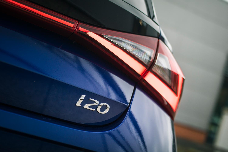Hyundai i20 - model 2020