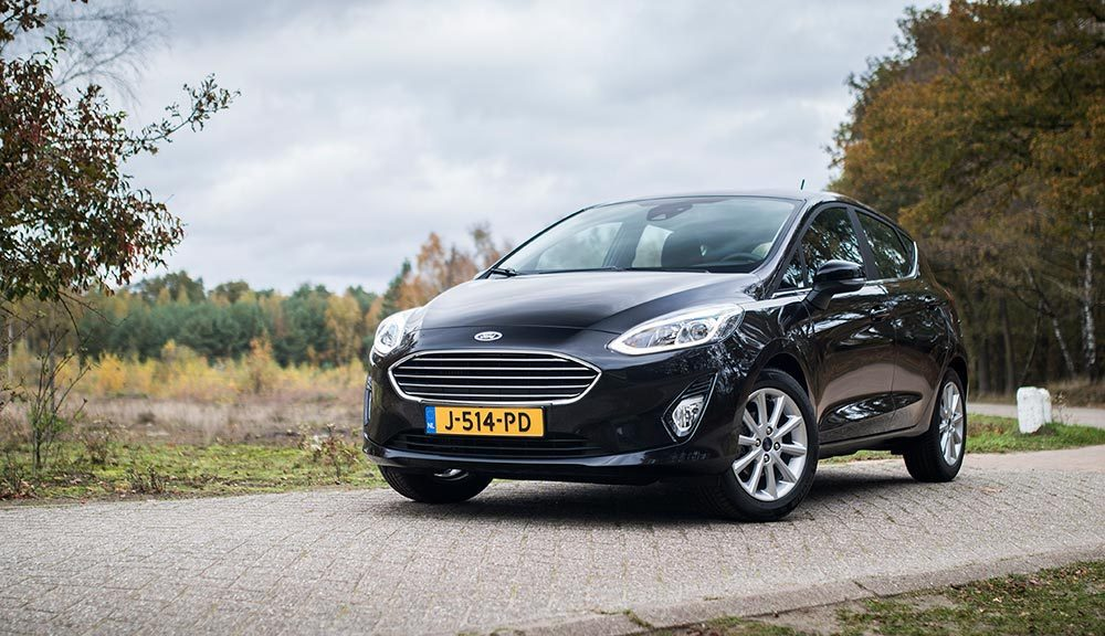 occasiontest Ford Fiesta